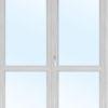 Porta finestra 2 ante apertura